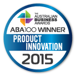 2015 Australian Business Award for Product Innovation