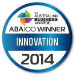 2014 Australian Business Award for Innovation